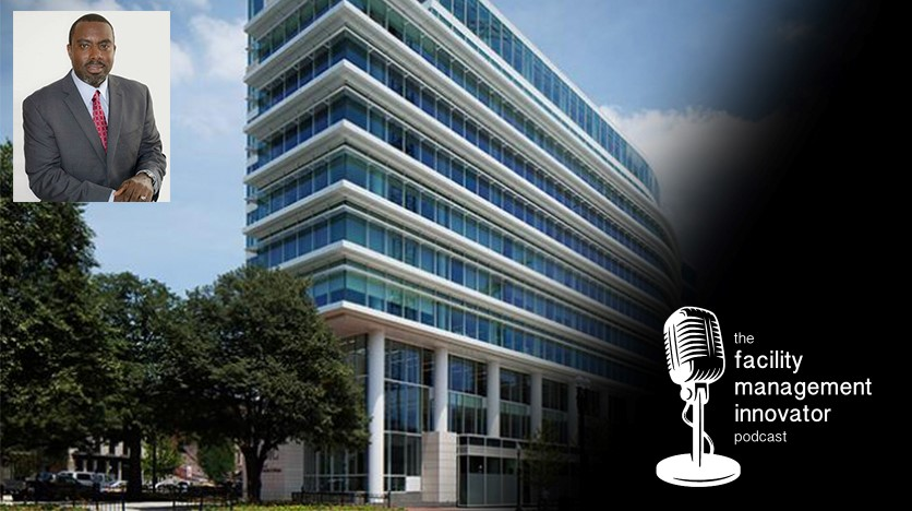 Episode 23: The Life of a Facility Manager   Dexter Barrow of AAMC