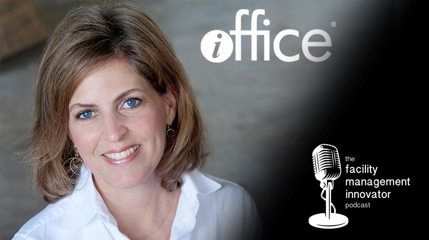 Ep. 31: Workplace Tech Integration & Marketing | Elizabeth Dukes - iOFFICE