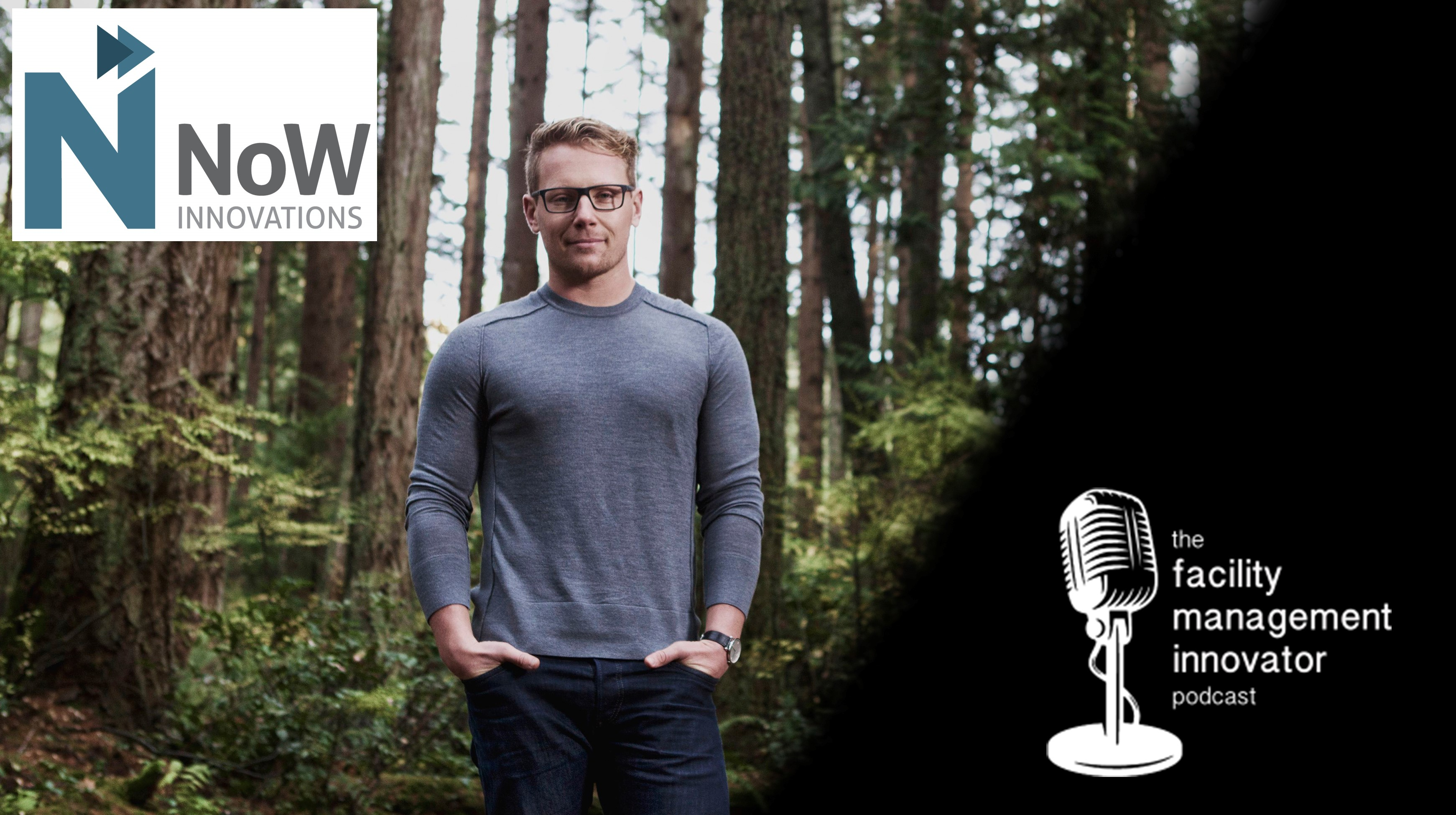 """Ep. 76: """"Rethink Work"""" & FM in the Workplace of the Future   Author & Speaker Eric Termuende"""