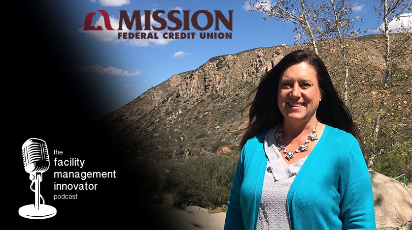 Ep. 80: Workplace Communication & FM Leadership   Lisa Chappell - Mission Fed